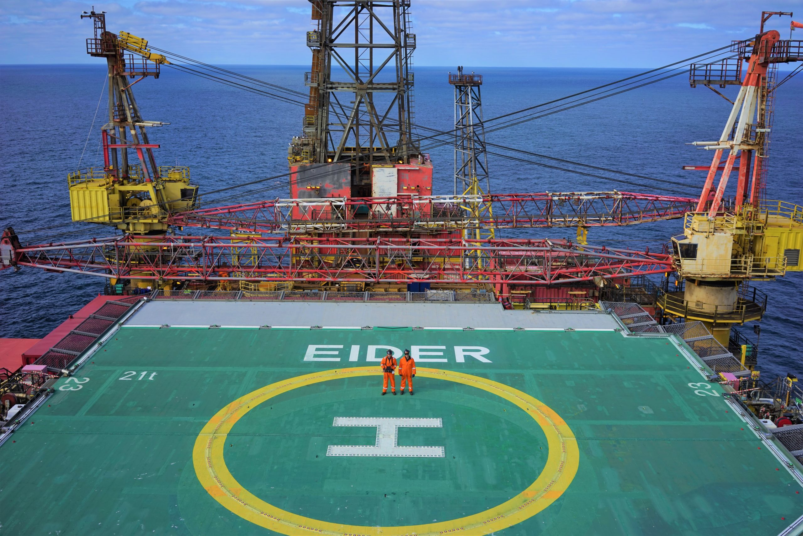 Texo DSI Delivers 3D Digital Twins in the North Sea