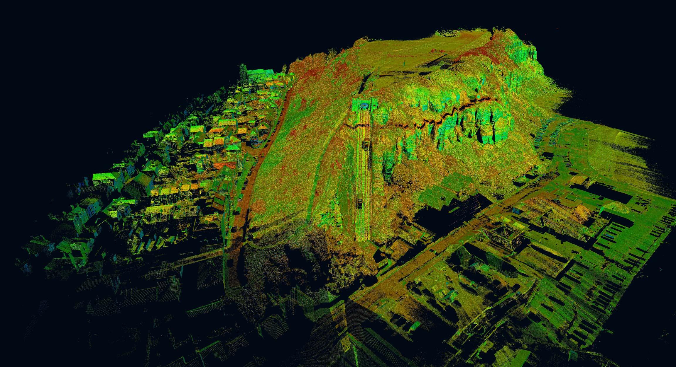 Texo Land & Aerial Surveys slide