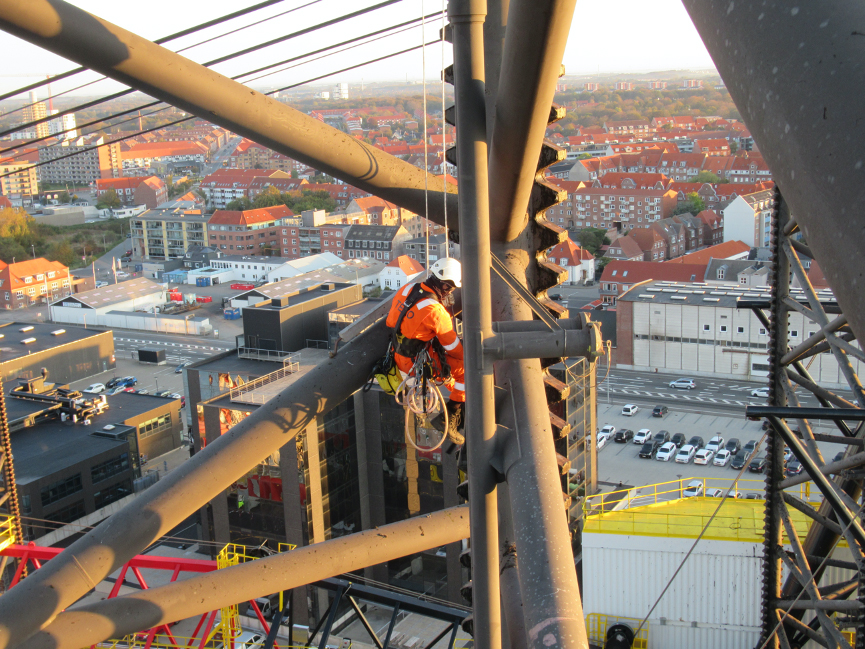 DNV-GL In-Service Inspection Programme Five-yearly Survey