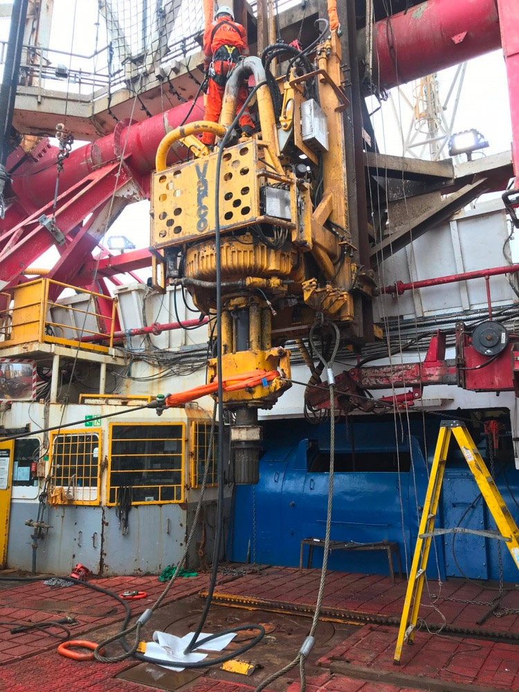 Texo Integrity+ Supports Drill Rig Conversion