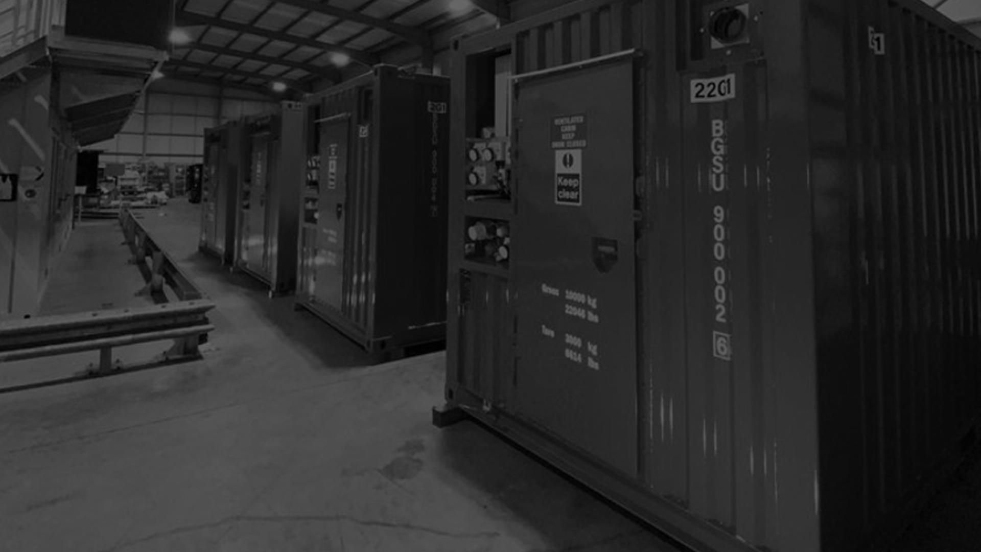 DNV 2.7-2 Safe Area Modules