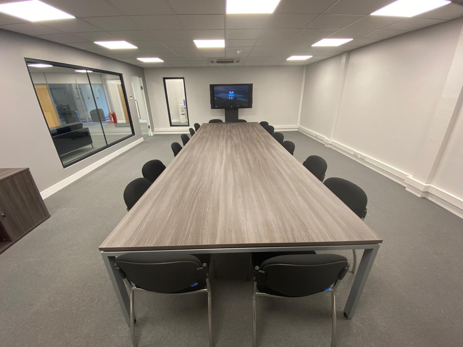 Texo Workspace Solutions slide