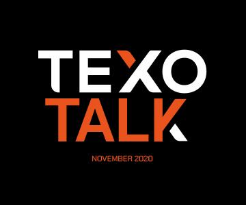 TEXOTalk Newsletter - November 2020