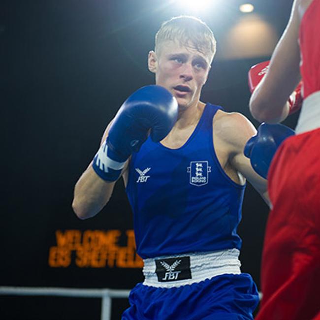 TEXO Foundation Sponsors New Boxing Talent