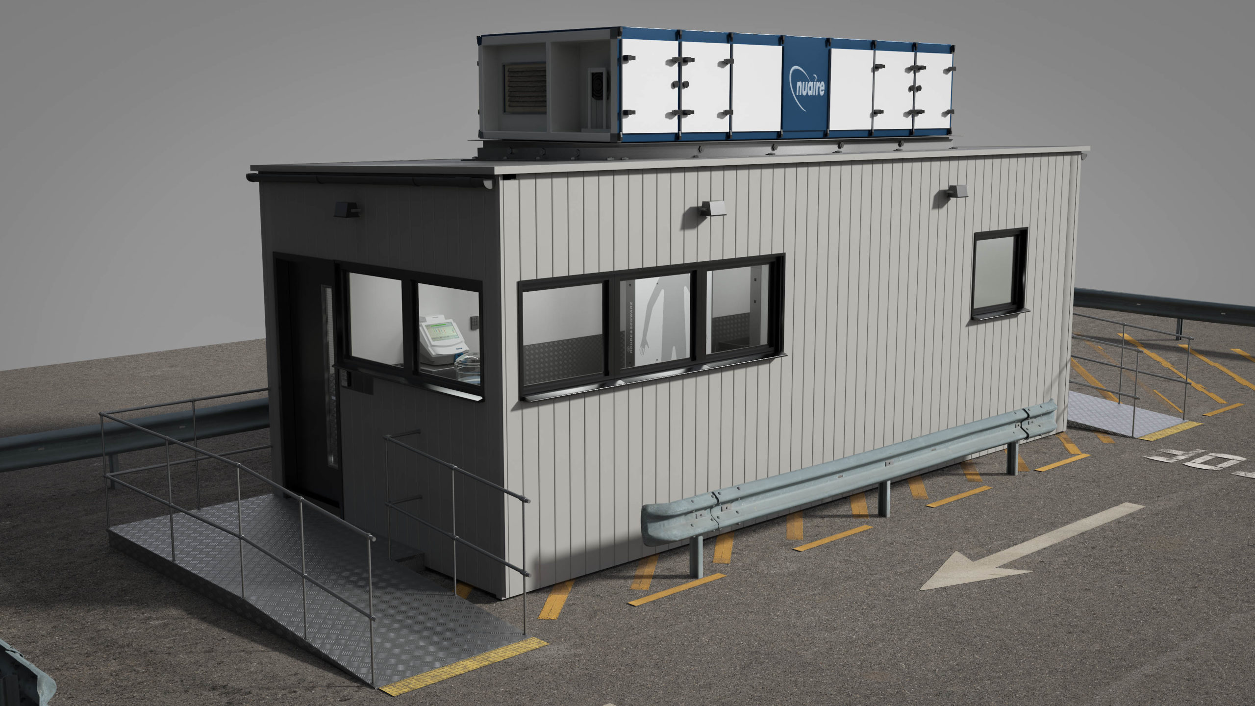 £2m security and infrastructure projects for TEXO Workspace Solutions