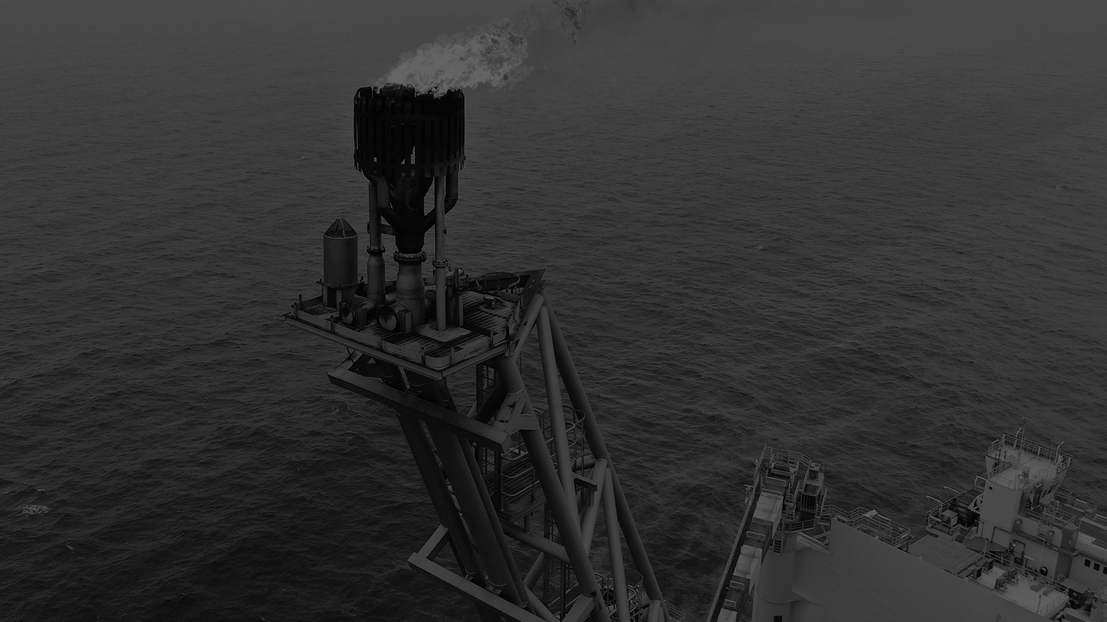 Extending Flare Boom Project to Include Hull Inspections